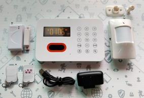 Alarma Telefonica Pstn Alerta Tel Seguridad Casa 2s Sk1-2-r