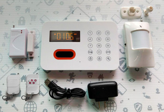 Alarma Telefonica Pstn Alerta Celular Seguridad Vecinales Casa 2s Sk1-2-r Sistemas Sensores Defensa Alertas Negocio