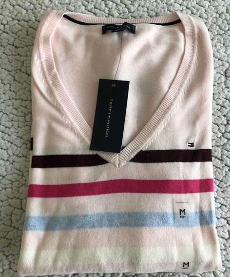 Sweater Tommy De Mujer Talla S Y M