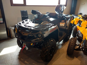 Cuatriciclo Can Am Max Xt 1000 2016 2400km - Atv Latitud Sur