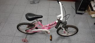 Bicicleta Tomaselli Rodado 14 Niña
