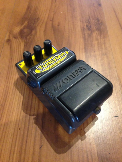 Pedal Onerr Tungsten To-1 Overdrive