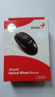 Mouse Optico Genius Xscroll