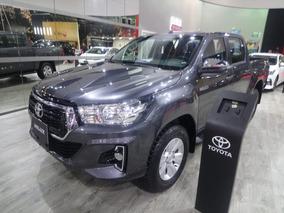 Toyota Hilux 4x4 2019 Mecanico 2.7 Gasolina Yokomotor 72