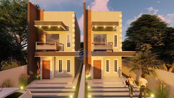 Casa Duplex Com 2 Suites E 4 Vgs - Ca0897