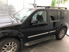 Nissan Pathfinder Le Piel Luxury 4x4 At 2009
