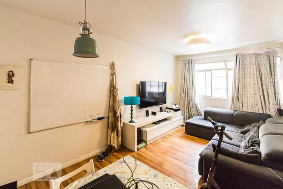 Apartamento Para Aluguel - Santa Cecília, 3 Quartos, 95 - 893014043