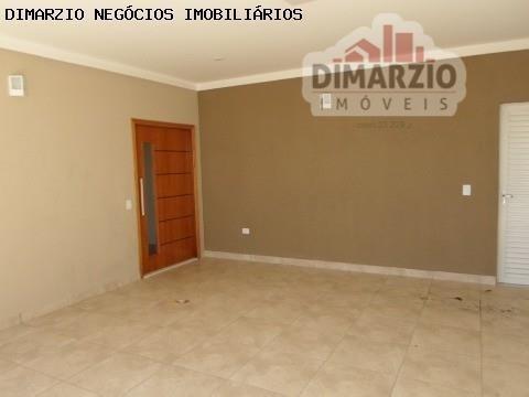 Casa Residencial À Venda, Jardim Terramérica Ii, Americana - Ca0717. - Ca0717