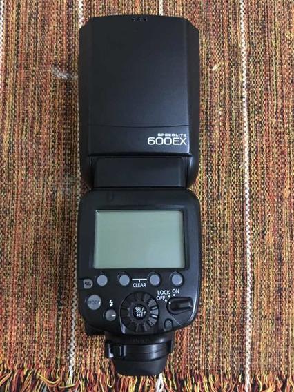 Flash Canon 600 Ex Em Perfeito Estado