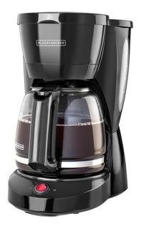 Cafetera Black+Decker CM1201 Negra 220V
