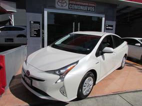 Toyota Prius 1.8 Premium Cvt Blanco 2017