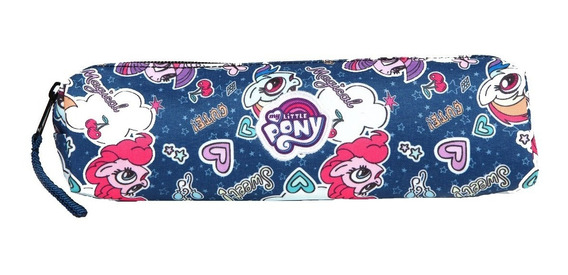 Estojo Soft My Little Pony Full Print 11154 Dmw