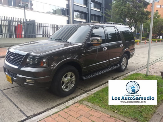 Ford Expedition [2] Eddie Bauer At 5400cc 2006