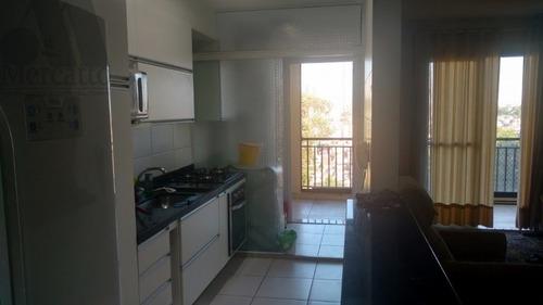 Apartamento Em Chácara Agrindus  -  Taboão Da Serra - 2482