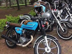 Honda Cg 125 Bolinha 1981 Bolinha 125
