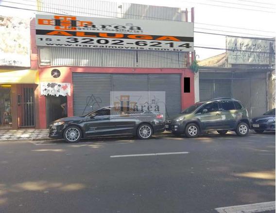 Salão Comercial : Centro - Sorocaba - V14089