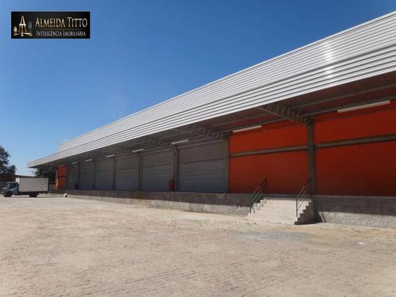 Excelente Galpão Comercial Locado Parcialmente À Venda São Miguel Paulista/zl Área De Terreno 26.995 M² E Área Construída 19.147 M² Confira! - Ga0172