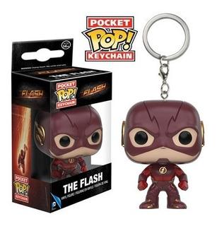 Funko Pop Llaveros Keychain - The Flash
