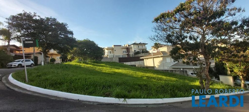 Terreno Em Condomínio - Condomínio Villagio Capriccio - Sp - 627274