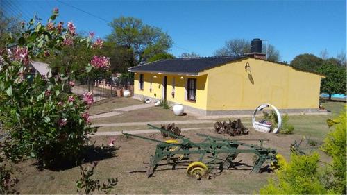 Casa Villa De Las Rosas Córdoba 4 Dorm Con Pileta Permut
