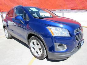 Chevrolet Trax 1.8 Ltz 2015 Azul Impecable De Oportunidad