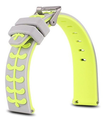 22mm Universal Smart Watch Bands Awinner Soft Silicone Sport