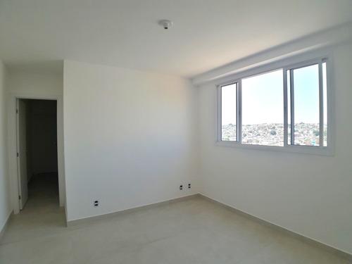 Imagem 1 de 18 de Apartamento Á Venda, 2 Quartos, 1 Suíte, 1 Vaga, Ressaca - Contagem/mg - 21514