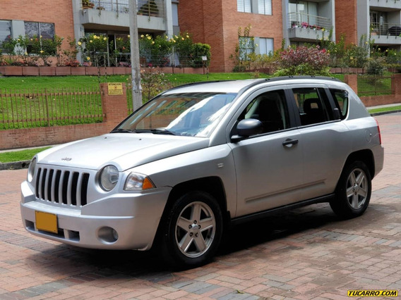 Jeep Compass Limited Tp 2400cc Aa 4x4