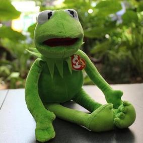 Fantastico Bichinho De Pelucia Caco O Sapo Do Muppets Babyes