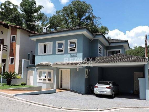 Casa Residencial À Venda, Granja Viana, Cotia. - Ca3512