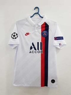 Camiseta Camisa Psg Branca 2020 Original