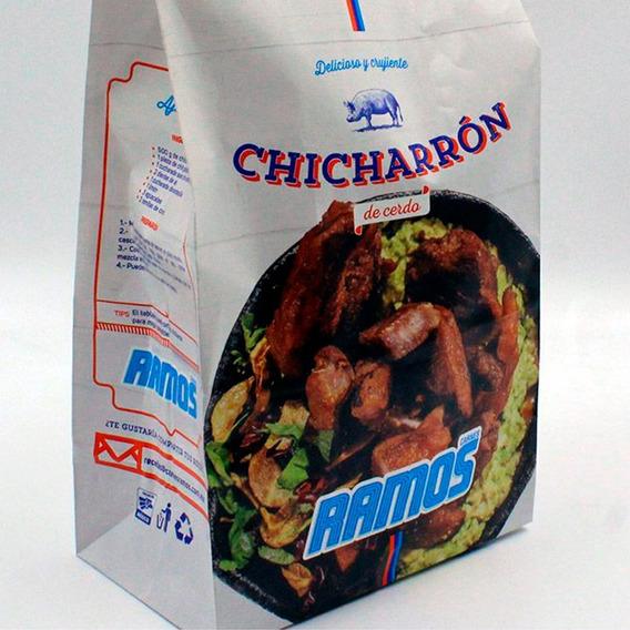 Chicharrón 2 Kg De La Ramos Deliciosos