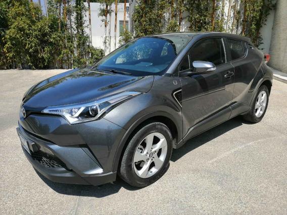Toyota C-hr 2018 4p Cvt L4/2.0 Aut