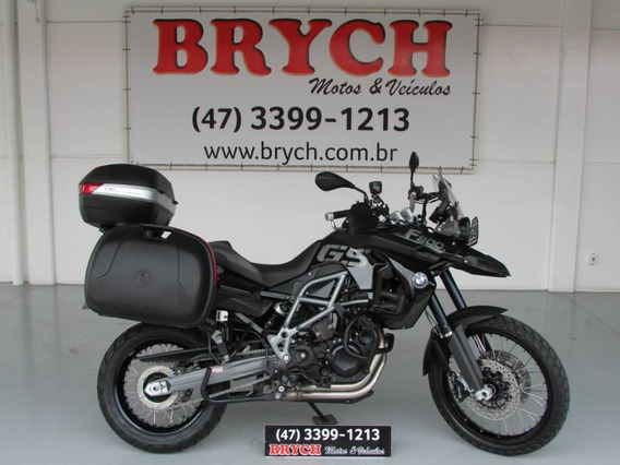 Bmw F 800 Triple Black Abs 2012