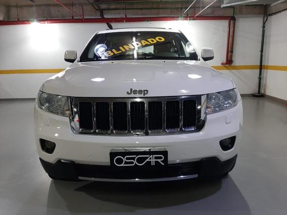 Jeep Grand Cherokee Limited 3.6 V6 2012 Blindada Nível 3-a