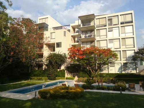 Departamento En Chapultepec / Cuernavaca - Gsi-663-de