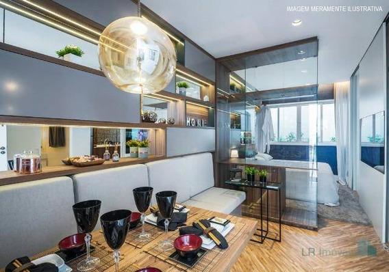 Studio Com 2 Dormitórios À Venda, 38 M² Por R$ 217.526 - Mooca - São Paulo/sp - St0783