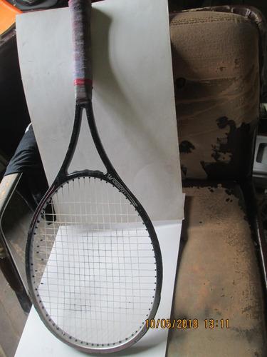 Raquete Tenis Seiko Punsdi Widebode Usada 80 Reais Barateza