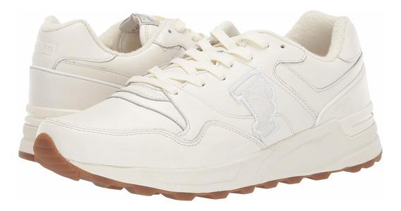 Tenis Hombre Polo Ralph Lauren Trackstar 100 N-6371