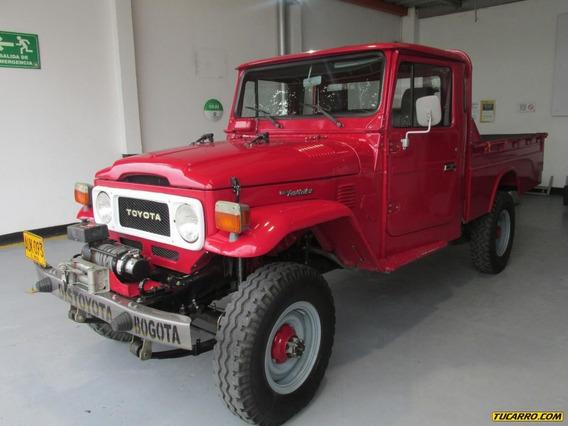 Toyota Fj Fj-45 4x4
