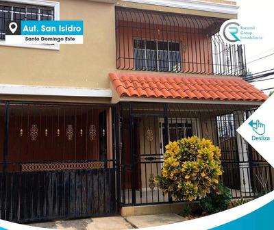 Alquilo Casa En La Autopista De San Isidro