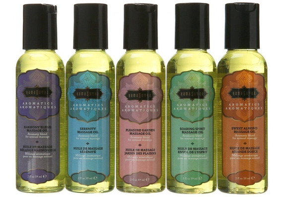 Aceites Para Masaje Sensual Aromatic Massage Oil Pre Pack