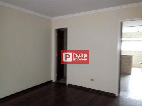 Apartamento Residencial À Venda, Cidade Dutra, São Paulo. - Ap16367