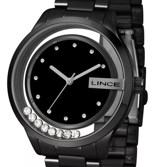 Relógio Feminino Lince Original Com N. Fiscal Sk43