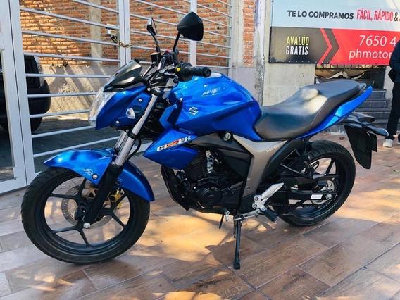 Suzuki Gixxer 2018 155 Cc