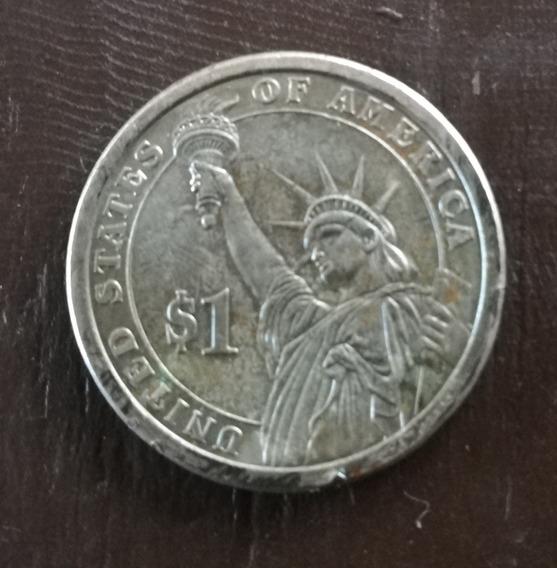 Moneda De Un Dólar De James Madison 1809-1817