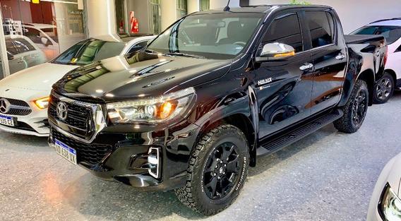 Toyota Hilux Hilux 2.8 Srx 4x4 At Automatica Camionetas 0km