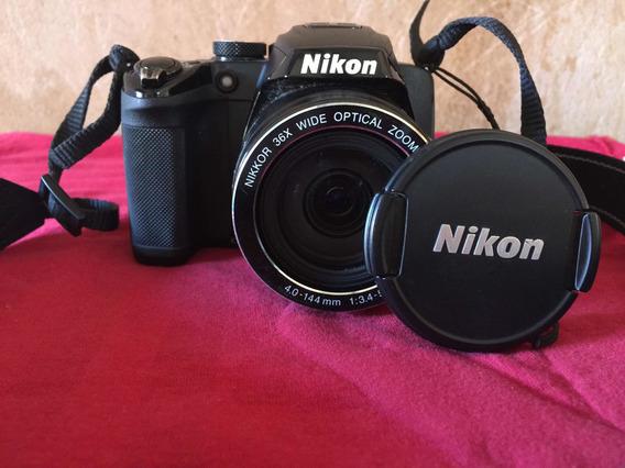 Câmera Nikon Compaixão P500
