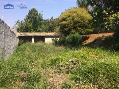Terreno Residencial À Venda, Vila Gardênia, Atibaia - Te1115. - Te1115