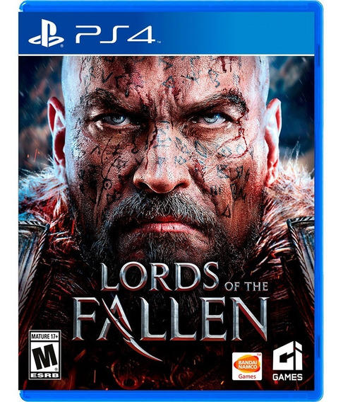 Lords Of The Fallen - Ps4 Psn Cod 2 Envio Rapido